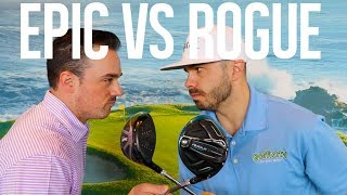 Callaway Epic vs Rogue - Which is Better for Your Golf Game?