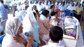 John Varghese (Mysore Thankachan) Funeral Part 5 Palamoottil