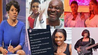 Nana Aba finally replies Ken Agyapong & Schwar   Emelia Brobbey & Wendy Shay drops new song