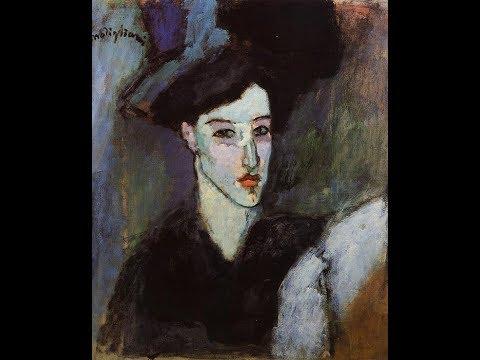 Modigliani Unmasked. Jewish Museum NY. September 15, 2017 -  February 4, 2018