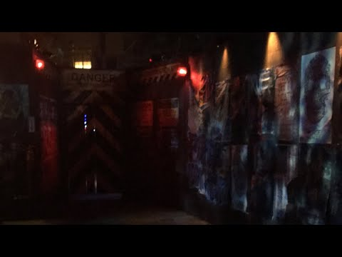 Horrors of Blumhouse - Halloween Horror Nights Hollywood 2017