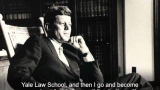 Listening In: JFK on running for President (January 5, 1960)