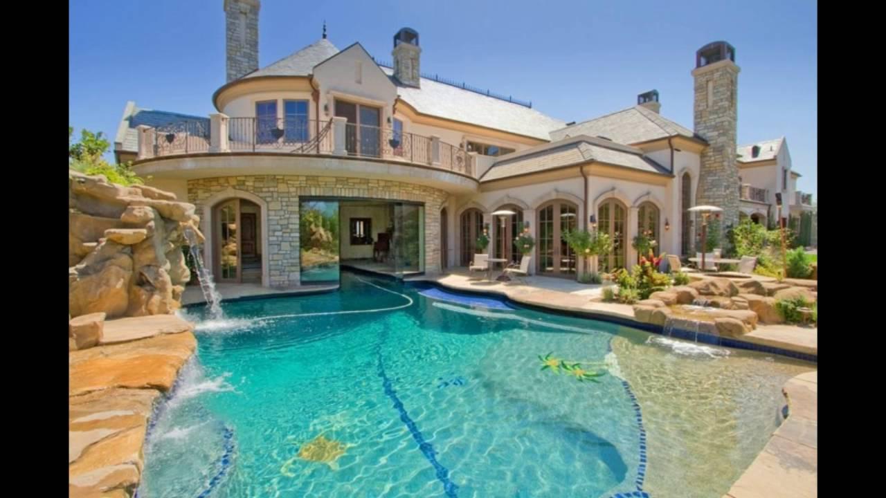Dise o de piscinas jardines e ideas para el relax sin for Ideas de piscinas grandes