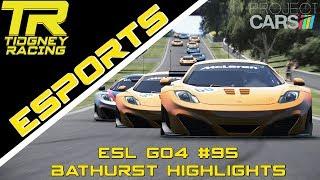 [PCars PC] - ESL Go4 Europe Cup #95 - Bathurst Highlights