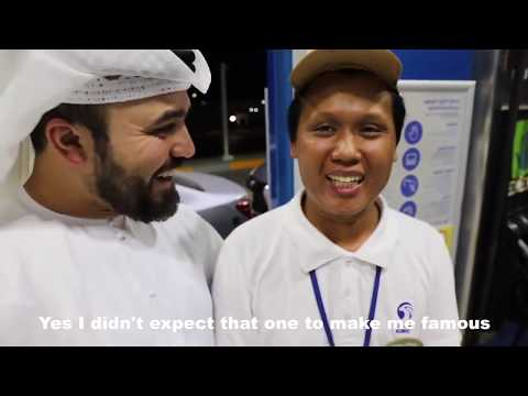 Highest standards of customer service | Dubai | UAE | ADNOC Distribution | People of Philippines