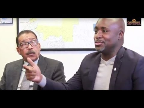 Black L.A. City Councilmen United: Herb Wesson, Curren Price and Marqueece Harris - Dawson (Part 3)