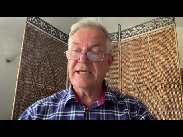 Dr Tim Terry talks PTSD