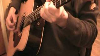 Celtic Music - Star of the County Down - Acoustic Fingerstyle Guitar