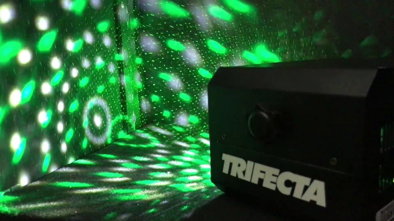 adkins professional lighting trifecta 3 in 1 dj lighting effect
