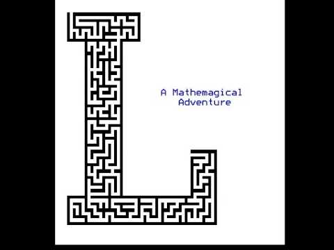 L - A Mathemagical Adventure (1984). BBC Micro text-adventure game. Walkthrough. Part 1 of 13.