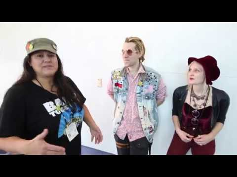 WAR TWINS Interview with Music Junkie Press at NAMM 2018
