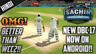 [67MB] OMG! SACHIN SAGA CRICKET CHAMPIONSHIP | BETTER THAN WCC2 | WITH GAME PLAY PROOF| IN HINDI