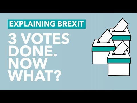 MPs Vote for Brexit Extension. What Now? - Brexit Explained