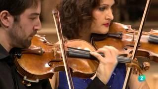 Max Bruch.Octeto Si bemol mayor. String Octet in B-flat major, Op. Posth