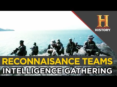 Who's Who in the Philippines Reconnaisance Team | Special Forces