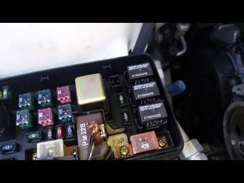 2003-2012 HONDA PILOT AC NOT WORKING
