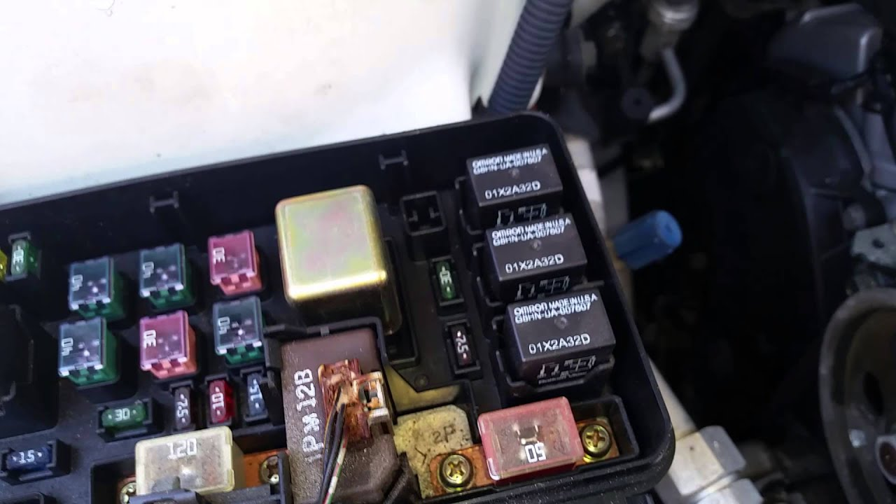 acura car fuse box 2003 2012 honda pilot ac not working youtube  2003 2012 honda pilot ac not working youtube