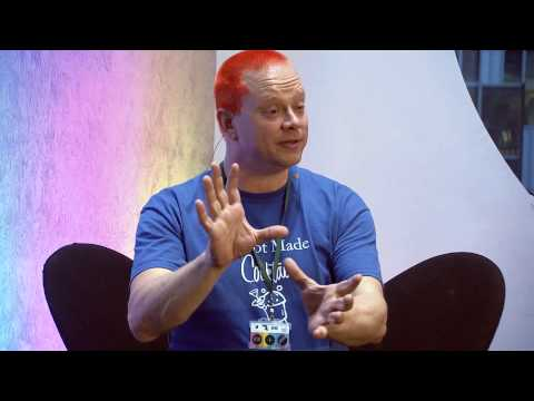 Music Tech Fest 2013: JAMILLAH KNOWLES INTERVIEWS ROBERT KAYE OF MUSICBRAINZ