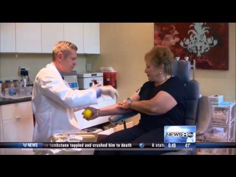 WFAA News talks about PRP Hair Restoration Therapy with William Moore and Dr. Abraham Armani