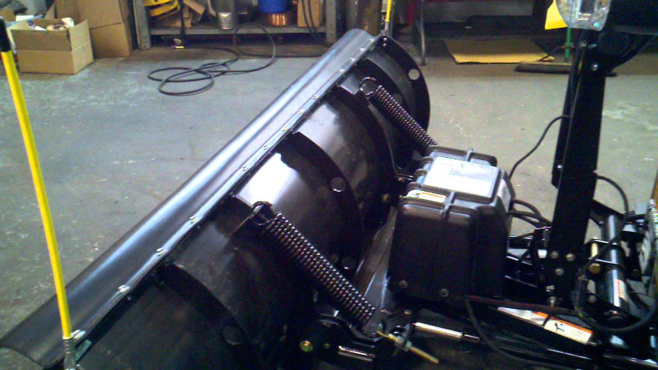 Fisher Plow 2003 Hyundai Elantra Engine Diagram Swoway On A Dodge Ram 1500 - Youtube