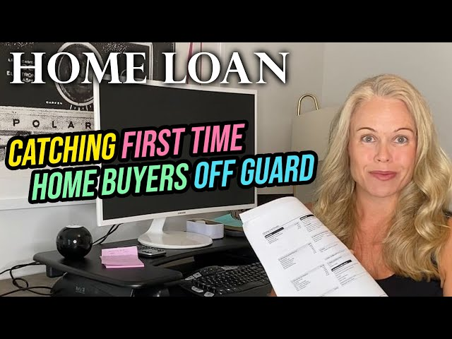 Deadly Home Loan/Mortgage Estimates 💀 First Time Home Buyers *MUST WATCH* (Mortgage Rates Today)