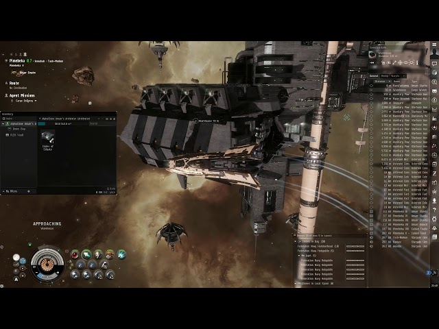Cargo Delivery Level 2 Mission Eve Online