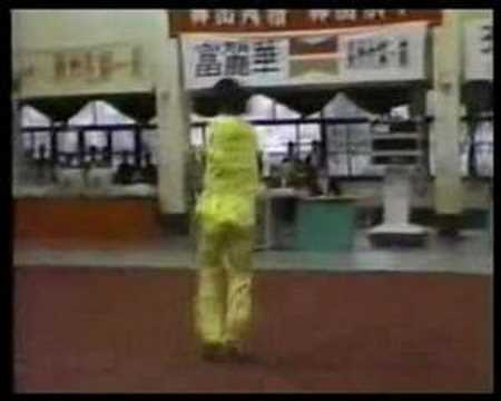 Wushu 1986 Zhao Chang Jun - Chang Quan