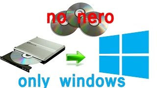 [Hindi - हिन्दी] CD WRITE DATA WITHOUT NERO AND OTHER THIRD PARTY SOFTWARE