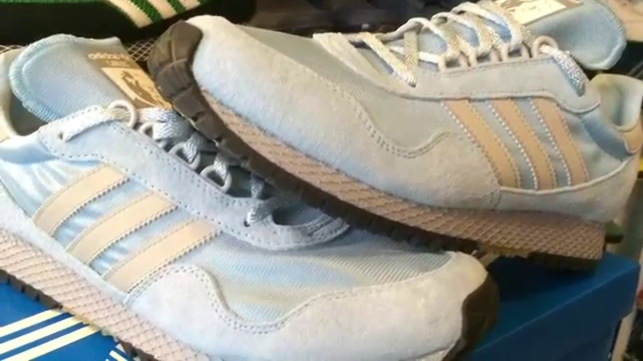 ceb0c8c0d27e Adidas New York SPZL Carlos (unboxing   on foot) - YouTube