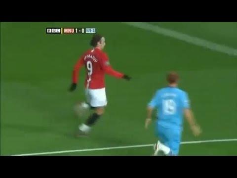 Dimitar Berbatov Awesome Skill vs West Ham United