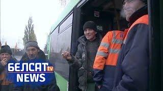Пратэст у Светлагорску: 'Бацька' адчыніць небяспечны завод | Визит Лукашенко в Светлогорск