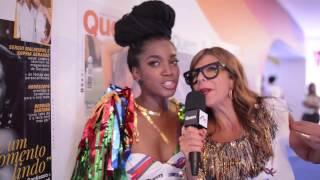 Baixar Iza sobre Carnaval: