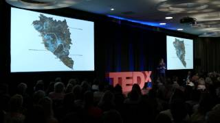 Big data & tech: feel the fear & – just maybe – do it anyway | Grace Cassy | TEDxZurichWomen