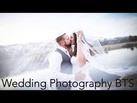 Wedding Photography Behind the Scenes - Jeramie Lu Photograp