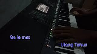 Download Mp3 Selamat Ulang Tahun - Evie Tamala Karaoke Yamaha Psr