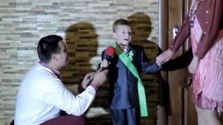 Поздравление со Свадьбой от племянника
