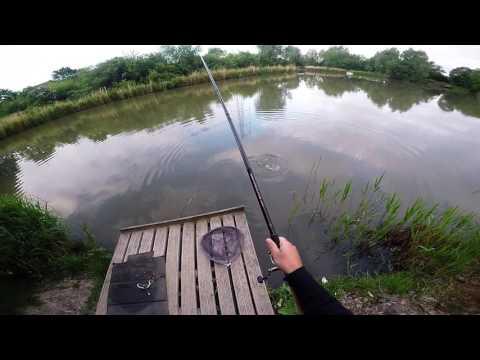 Pescuit la distanta la pluta 26 mai 2016