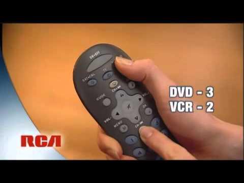 rca universal remote rcr312wv manual