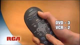 RCA Remote Control Brand Code