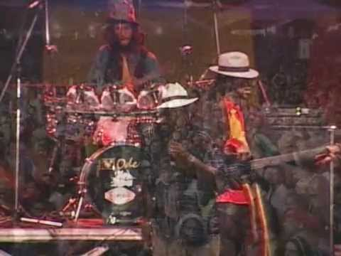 """GREGORY ISAACS """"Live in BRAZIL 2004"""""""