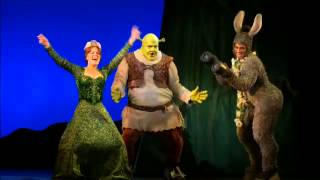 Shrek The Musical in Anchorage, AK October 5 - 14, 2012