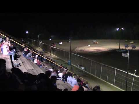 Butler Motor Speedway FWD Feature 9/17/16