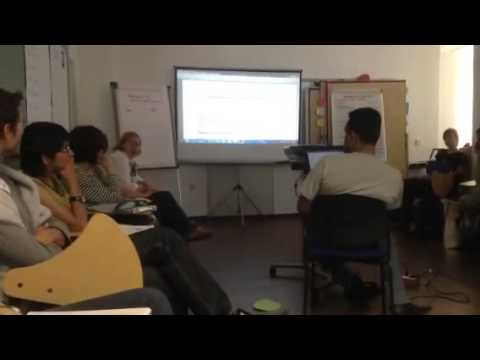 Presentation on Project Management , Berlin, Germany , Aug. 2013