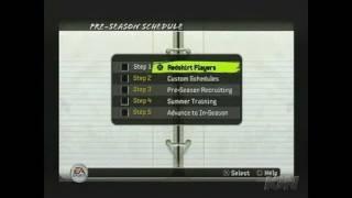 NCAA Football 08  PlayStation 2 Gameplay - New