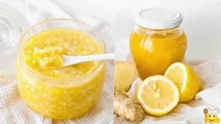 Рецепт имбиря с медом и лимоном от простуды