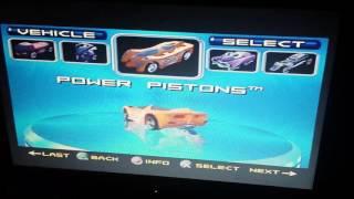 HW Velocity X (PS2) : All Cars