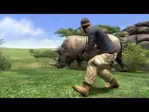 AFRIKA Game Trailer PS3
