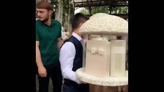 Шикарные подарки для невесты / Богатая армянская свадьба в Ереване 2018 / Кавказская свадьба