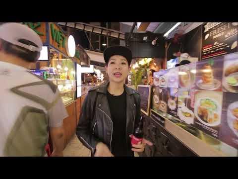 Ben Thanh street food market - Sai Gon