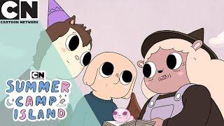 Summer Camp Island | Frozen Time | Cartoon Network UK